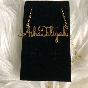 Jewelry - Personalized Name Necklace